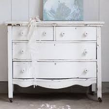 white shabby chic furniture u2013 solid wooden dresser rustic style