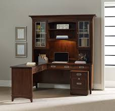 Cherry Wood Computer Desk With Hutch by Furniture Amish Petite Computer Armoire Plus Desk And Hutch For