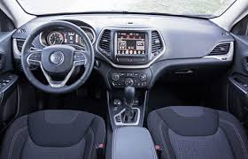 jeep trailhawk 2015 interior 2016 jeep cherokee north 3 2 v6 4x4 road test review carcostcanada