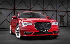 chrysler 300 srt gets a facelift still not available for the u s
