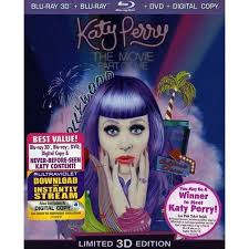 katy perry part of me 3d blu ray 3d blu ray dvd widescreen