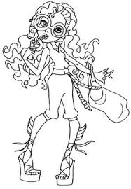 abbey bominable coloring pages abbey bominable monster high coloring page coloring pages of
