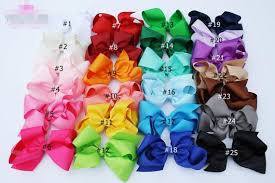 big bows for hair 6 2015hot sale 4 inches big bow big hair bows large hair bow