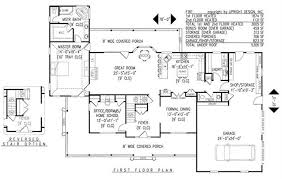 traditional floor plans country home plan 5 bedrms 2 5 baths 3005 sq ft 173 1056