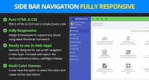 right sidebar responsive bootstrap sidebar navigation by logicalstack codecanyon