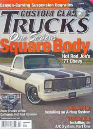 featured article custom classic trucks magazine february 2012