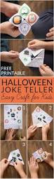 how to make halloween joke tellers for kids halloween jokes
