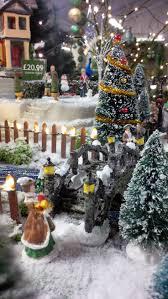 46 best kerstdorp ideeen images on pinterest christmas villages