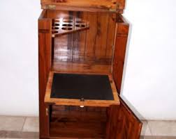 Retro Bar Cabinet Vintage Bar Cabinet Etsy