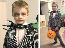 Jack Skeleton Costume Diy Jack Skellington Kid U0027s Costume Persia Lou