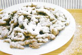 cookies u0027n cream funnel cake a delicious state fair treat home