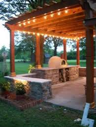 Backyard Patio Images by Backyard Gazebo Made From Pallets Pallets Diy Pallet