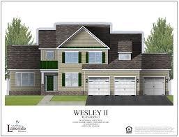 3 car garage dimensions the wesley ii lakeside homeslakeside homes