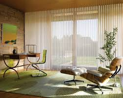 Modern Blinds For Living Room Vertical Shades At Blindquest Troy Illinois