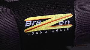 Surround Sound Gaming Chair Brazen Stag 2 1 Surround Sound Gaming Chair Youtube