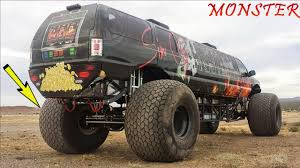 modified monster trucks customized monster trucks