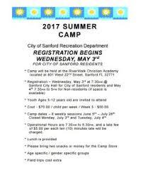 sanford s 2017 summer activities c guide sanford 365