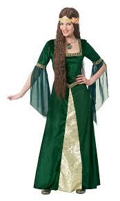 renaissance medieval maiden lady women halloween costume
