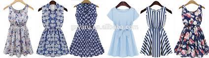 ladies summer casual cotton dresses maxi 100 stretch cotton
