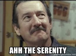 Ahh Meme - ahh the serenity darryl kerrigan the castle meme generator