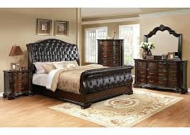 Tufted Sleigh Bed King Upholstered Sleigh Bed King Upholstered King Sleigh