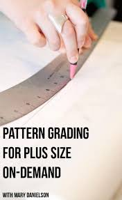 pattern grading easy pattern grading can seem like a daunting task to learn fact is that
