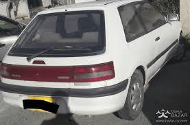 mazda familia mazda familia 1994 hatchback 1 5l diesel automatic for sale
