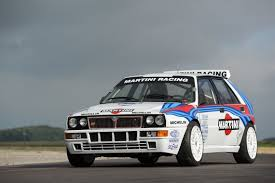 martini livery lancia racecarsdirect com 1990 lancia delta hf integrale evolution