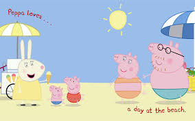 peppa pig frames invitations or cards is it for parties is