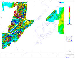 Gulf Of Alaska Map Composite And Merged Aeromagnetic Data For Alaska A Website For