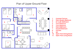 house plan layout house design layout cool 6 floor plans capitangeneral