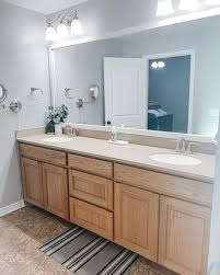 how to clean wood cabinets in bathroom how to update wood cabinets no painting kitchen diy
