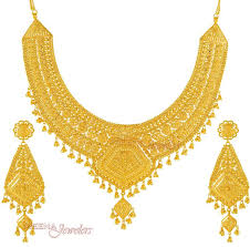 bridal gold set best 25 indian gold necklace ideas on necklace