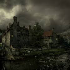 spooky texture the dean village town by alcove on deviantart get in the mood