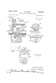 patent us2973658 variable ratio power steering gear google patents
