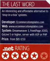uk reviews of the ecommerce web templates for dreamweaver