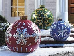 Outdoor Christmas Decoration Ideas by Unique Outdoor Christmas Decorations