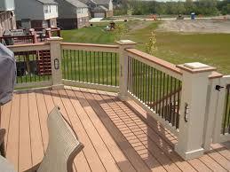 michigan trex decks pictures down home construction garden