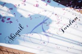 personalized wedding aisle runner i do wedding runners custom printed wedding aisle runners