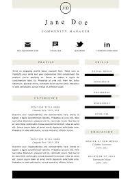 simple resume template and cover letter 21 gemresume gemresume