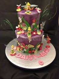 tinkerbell cakes tinker bell flower cake by mladman cakes cake decorating