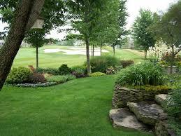 Landscaping Ideas For Big Backyards by 230 Best Garden Landscape Design Images On Pinterest