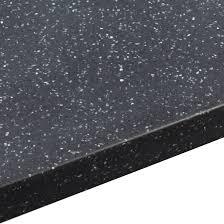Glitter Laminate Flooring Black Kitchen Breakfast Bar Diy