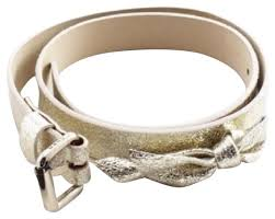 gold bow belt marc by marc gold bow belt tradesy