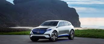 mercedes jeep gold mercedes benz concept eq the electric suv of the future