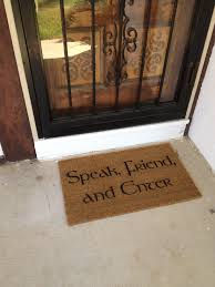 doormat funny flooring u0026 rugs front door doormat for entryway decoration ideas