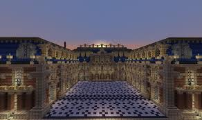 palace of versailles build unfinished creative mode