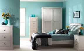 Painted Wooden Bedroom Furniture by Boys Room Paint Colors With Turquoise Wall Paint Color Home