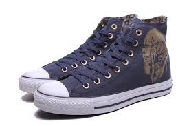 Comfortable Converse Shoes Comfortable Converse Resident Evil Blue Chuck Taylor All Star High