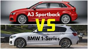 cars like bmw 1 series 2017 audi a3 sportback vs bmw 1 series